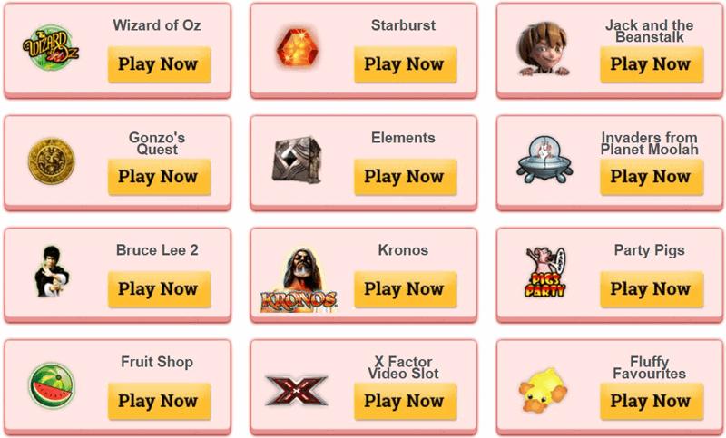 888 Side Games